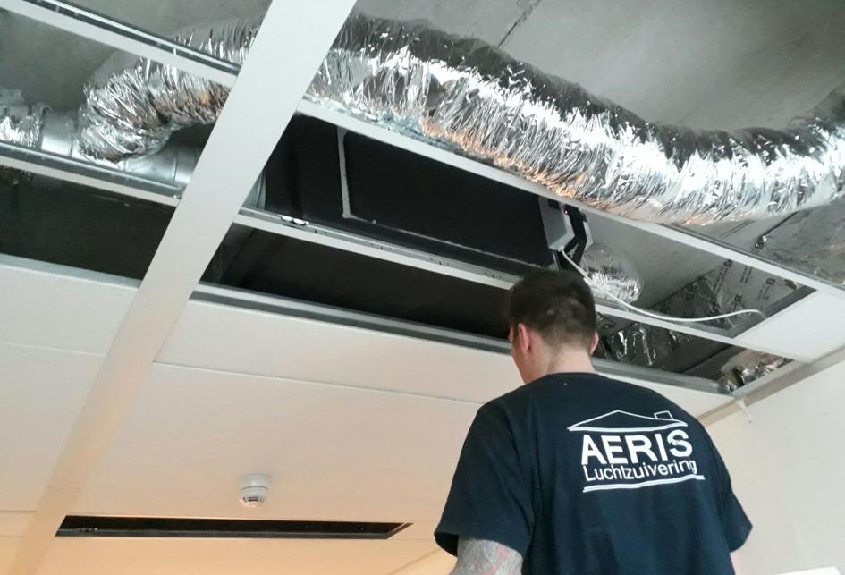 AERIS FFU Luchtbehandelingsysteem