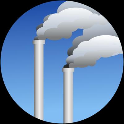 AERIS Luchtvervuiling Door Fijnstof